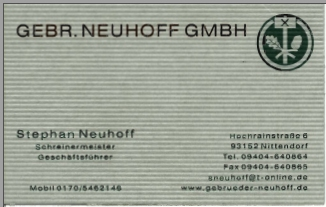 Gebr. Neuhoff GmbH